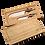 Thumbnail: 2 Piece Bamboo Case Set