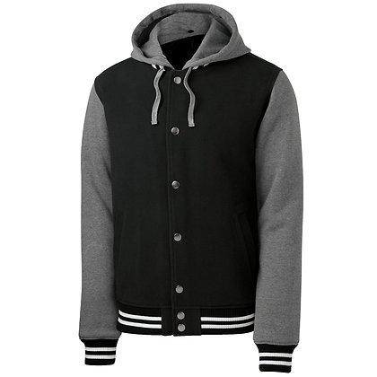 Sport-Tek Insulated Letterman Jacket