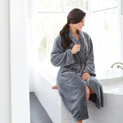 Plush Lounge Robe