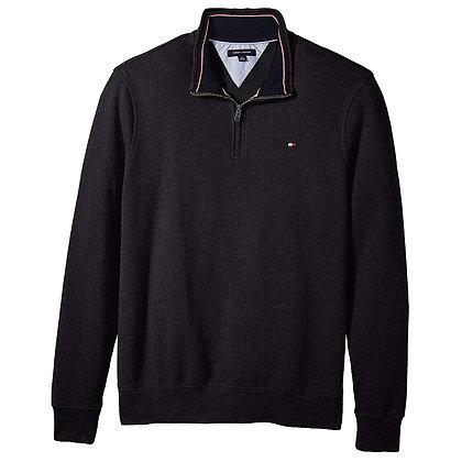 Quarter-Zip Pullover Sweatshirt