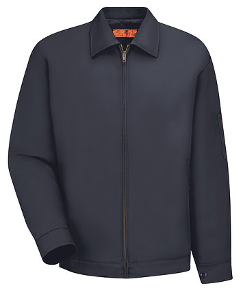 Red Kap Slash Pocket Jacket