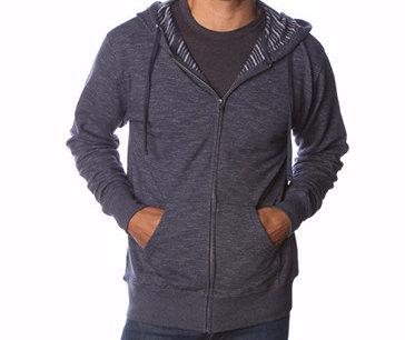 Baja Stripe Hooded Sweatshirt