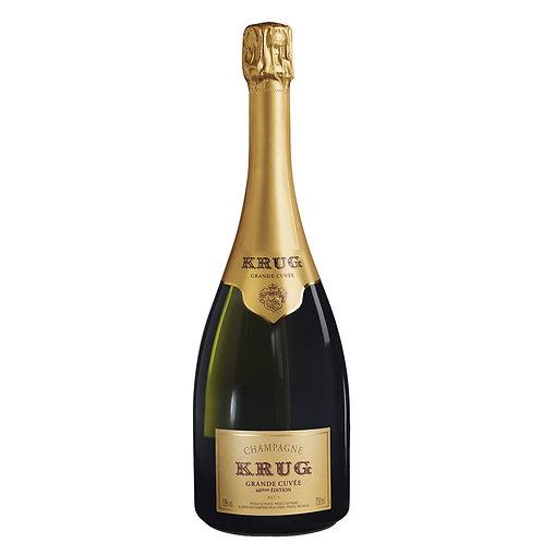 Krug Cuvèe Brut Chardonnay Pinot Noir Meunier