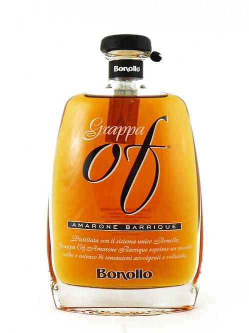 Grappa Of Di Amarone Barrique Bonollo