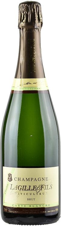 Lagille & Fils Champagne Carte Blanche Brut