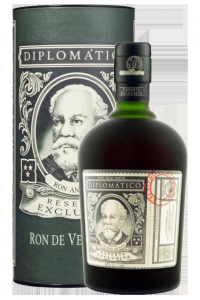 Rum Diplomático Reserva Exclusiva 70cl