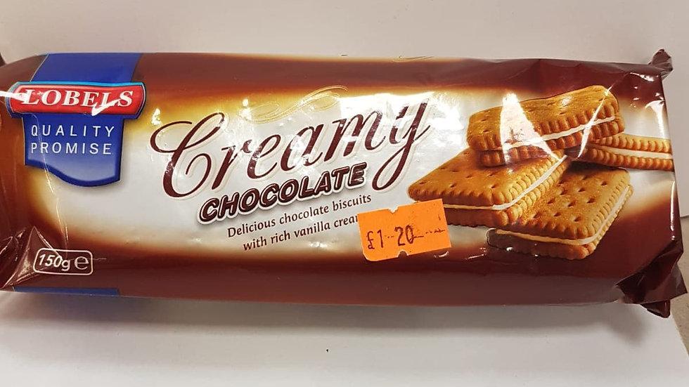 Lobels Creamy Chocolate