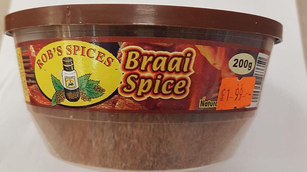 Rob's spices Braai Spice