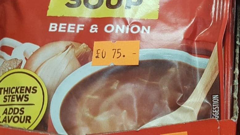Royco Soup Beef & Onion