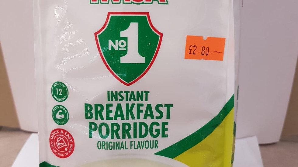 Iwisa No1 Instant Breakfast Porridge Original Flavour