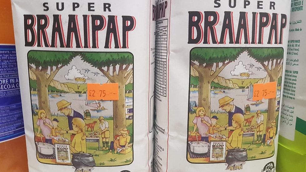 Premier Coarse Super Braaipap 1KG