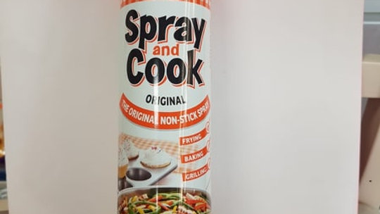 Spray and Cook