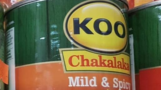 KOO Chakalaka Mild& Spicy