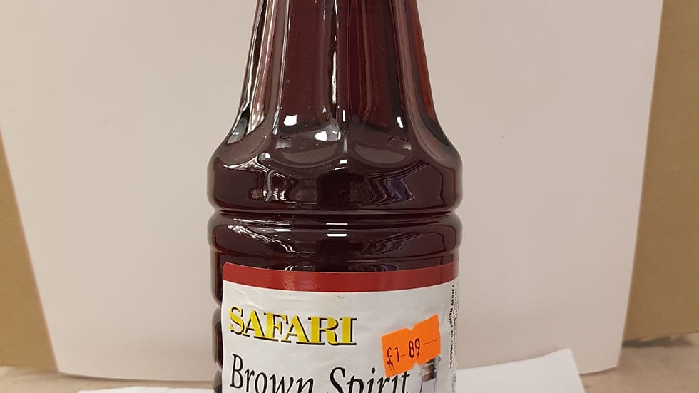 Safari Brown Spirit Vinegar