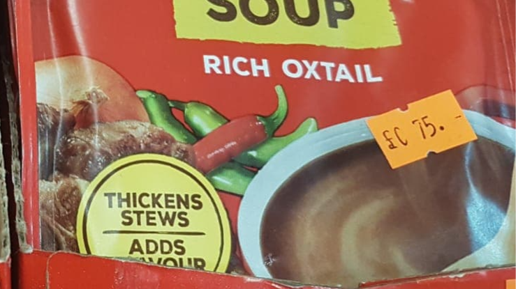 Royco Rich Oxtail
