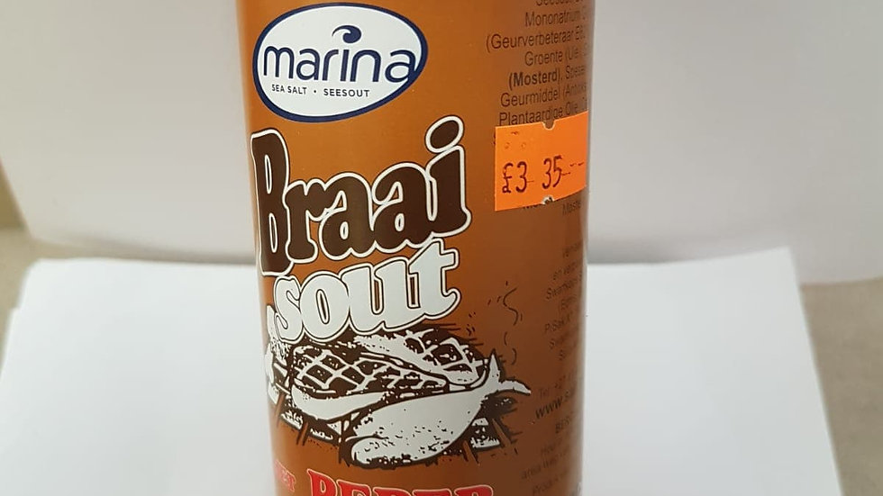 Marina Braai Sout Peper