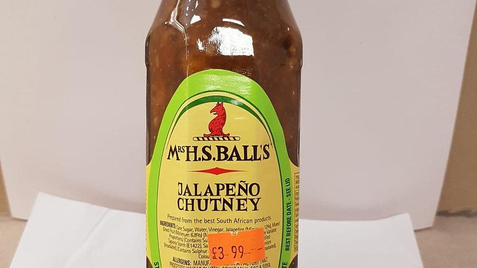 Mrs H.S.Ball's Jalapeno Chutney