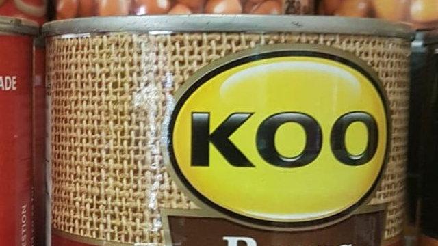 KOO Beans Speckled Dugar Beans