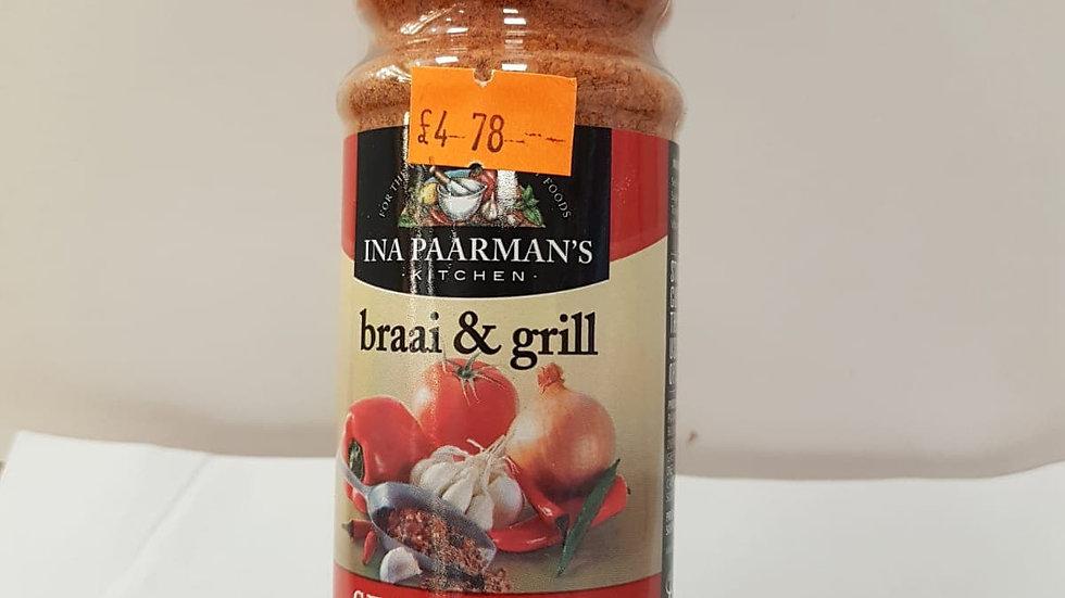 Ina Paarman's Braai & Grill