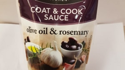 Ina paarman's coat & cook sauce olive oil & rosemary