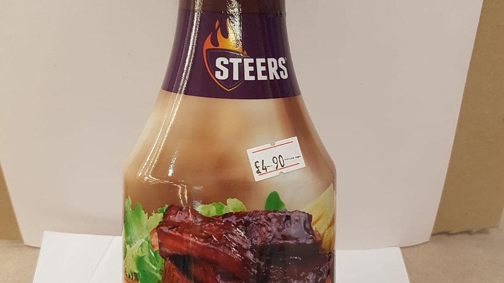 Steers Spare rib marinade