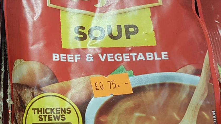 Royco Soup Beef & Vegetable