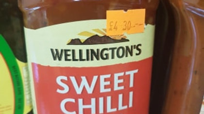 Wellington's Sweet Chilli 30/07/20