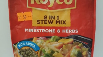 Royco 2 in 1 Stew mix Minestrone & Herbs