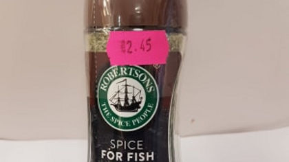 Robertsons Spice fro fish