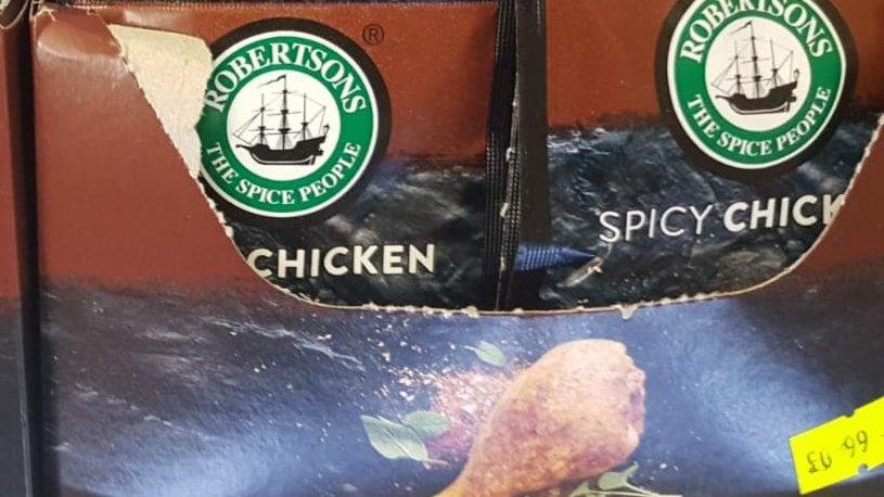 Robertsons Spicy Chicken