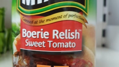 Miami Boerie Relish Sweet tomato