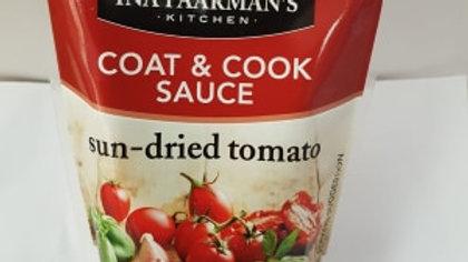 Ina pasrman's Coat & cook sauce sun-dried tomato