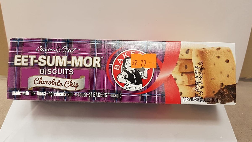 Bakers Eet Sum Mor Biscuits