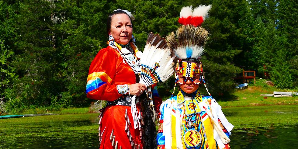 Indigenous Day Peoples Weekend 2020