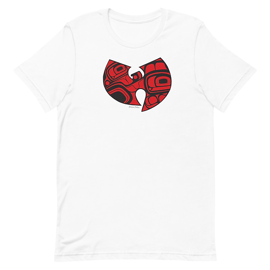 Red West Coast W Unisex T-Shirt