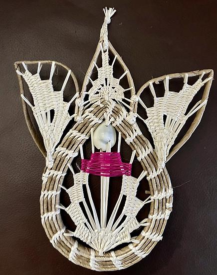 Marshallese hand-made Pineapple Ornament