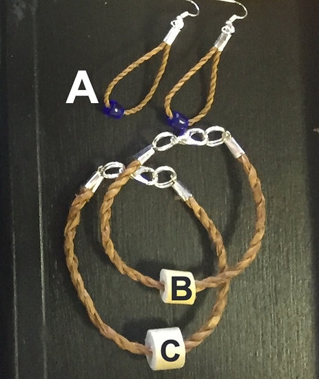 Cedar Rope Jewelry Nuu-Chah-Nulth