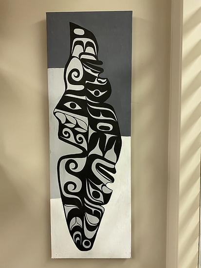 Cecil Dawson Vancouver Island Painting
