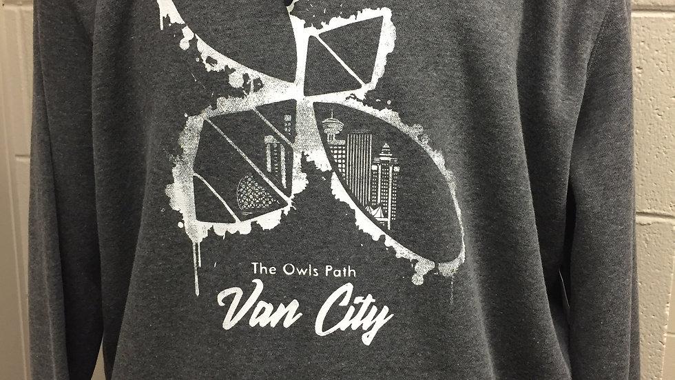 """Crew Neck Mens """"Van City"""""""