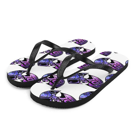 Cosmic W Flip-Flops