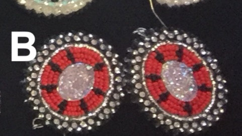 Medium Powwow Earrings