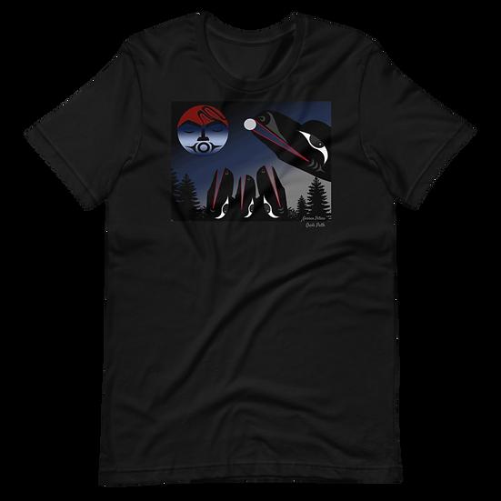 Raven Spirit Unisex T-Shirt