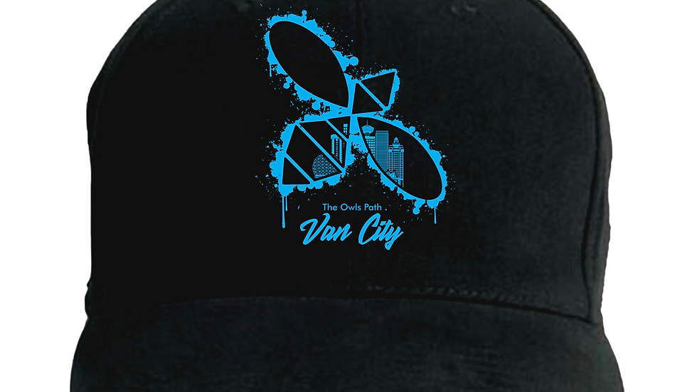 """Van City"" - Embroidered Lids"