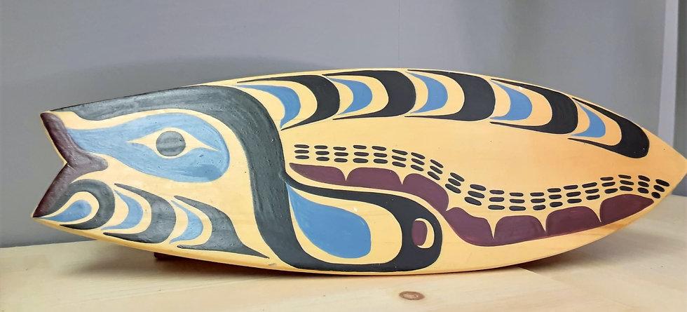 Fish Surfboard Box