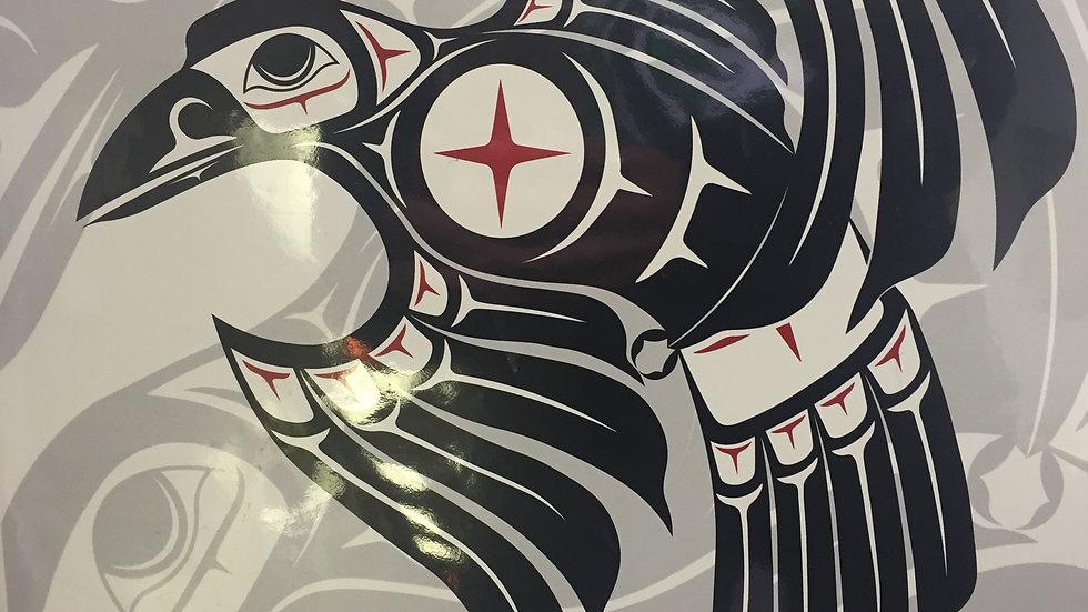 Lon French Print- Haida artist