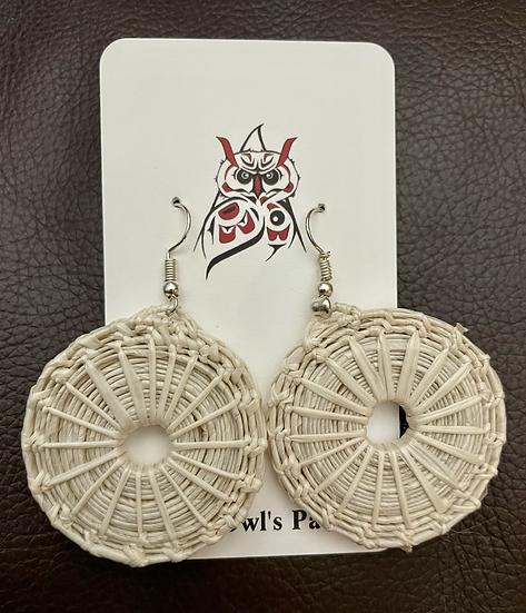 Marshallese hand-made Earrings