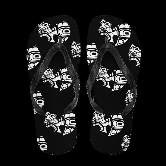 West Coast Wu Flip-Flops