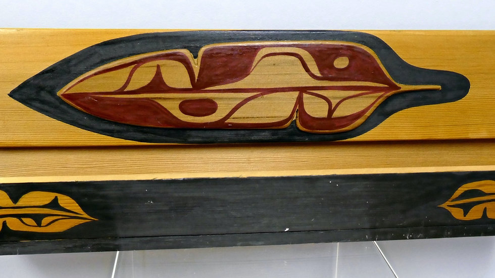 """""""Feather"""" feather box"""