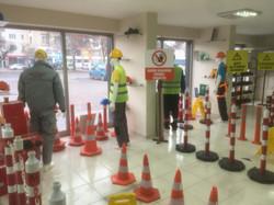 Aker Grup İş Güvenliği Ekipmanları