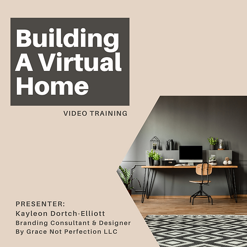 Building A Virtual Home Video Training